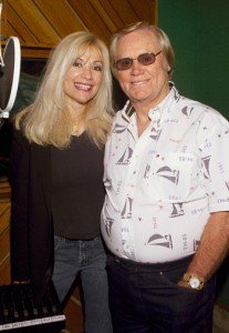 Lane with George Jones